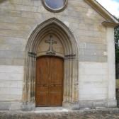 La chapelle du Fort du Mont-Valérien