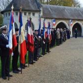 11 novembre - les porte-drapeaux