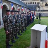 11 novembre 2014 - le détachement des militaires