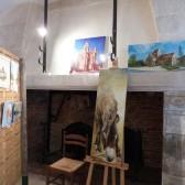 exposition de peintures