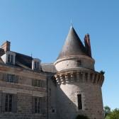 Tour médiévale du château de Dormans