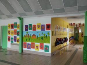 Ecole maternelle des Erables à Dormans : l'espace intérieur