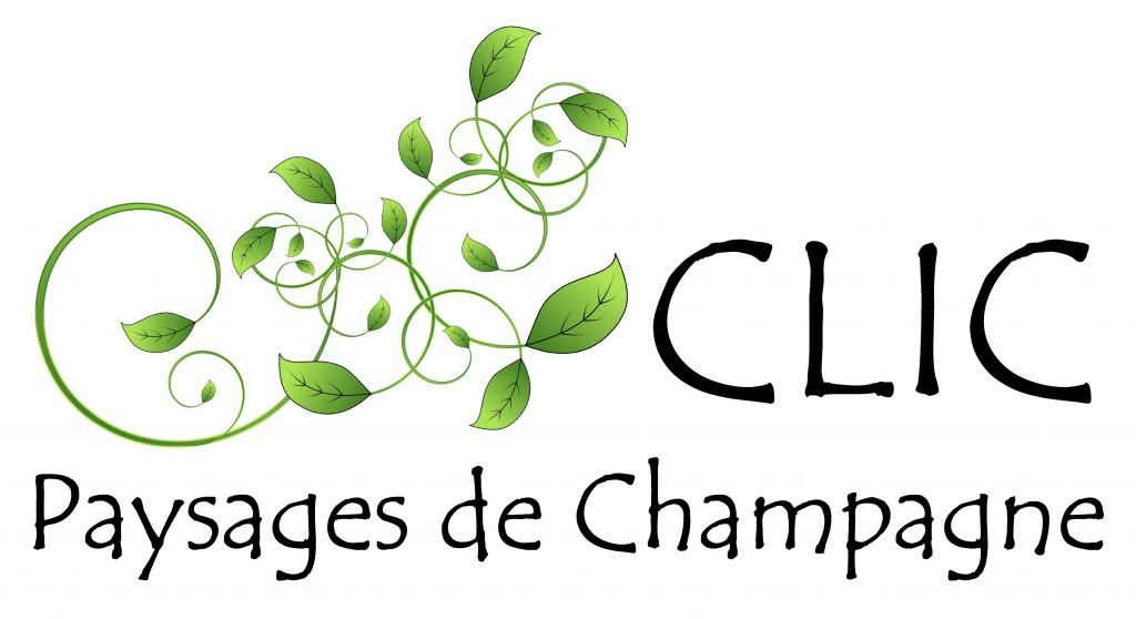 logo CLIC Paysages de Champagne
