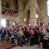 L'assemblée lors de la messe