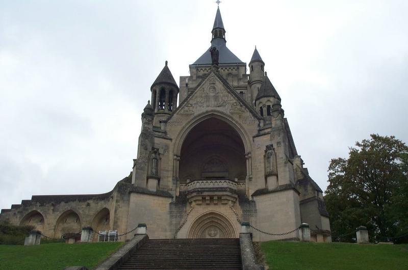 Vue générale du Mémorial de Dormans