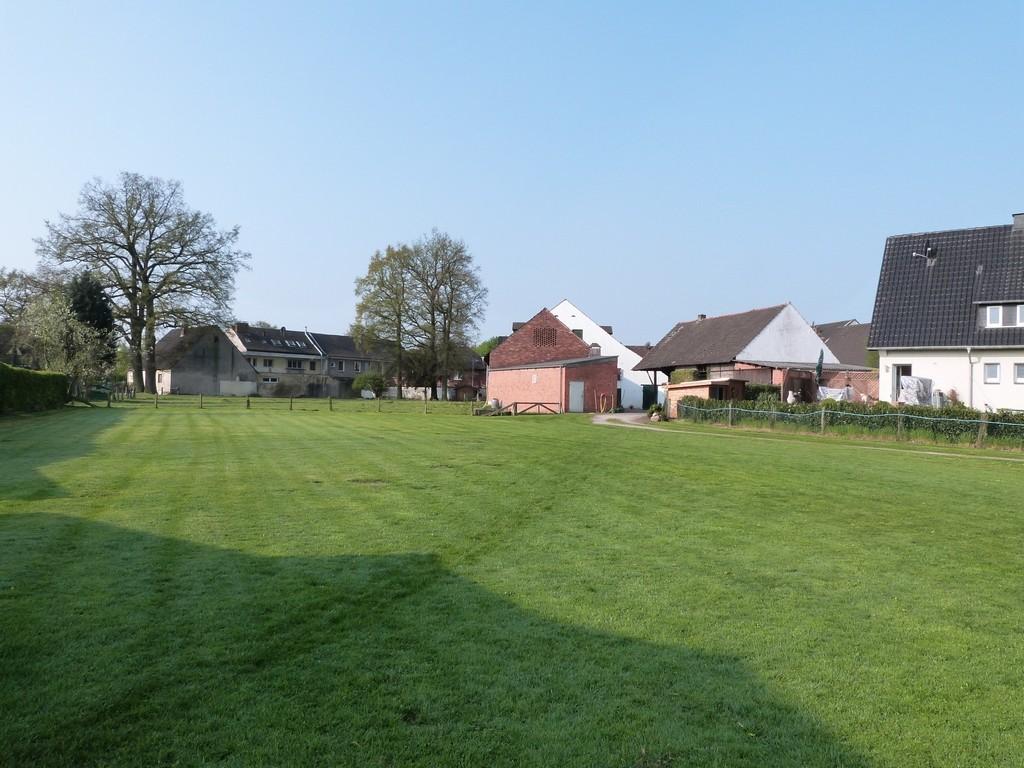 Dans le village de Wulfen