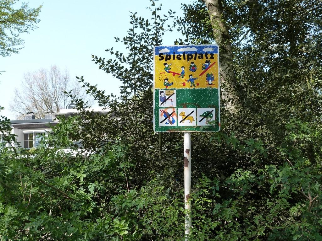Aires de jeux dans le quartier de Wulfen-Barkenberg, Dorsten