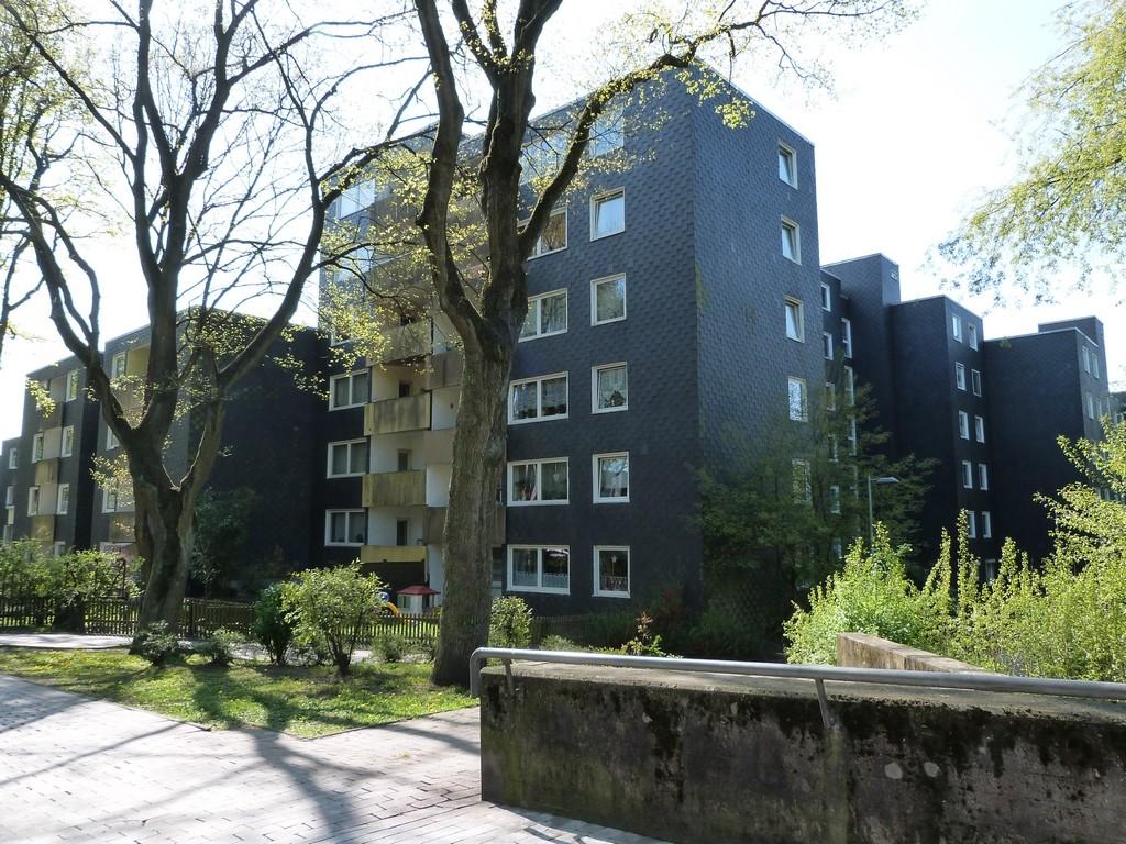 Des immeubles de 6 étages à Wulfen-Barkenberg, Dorsten