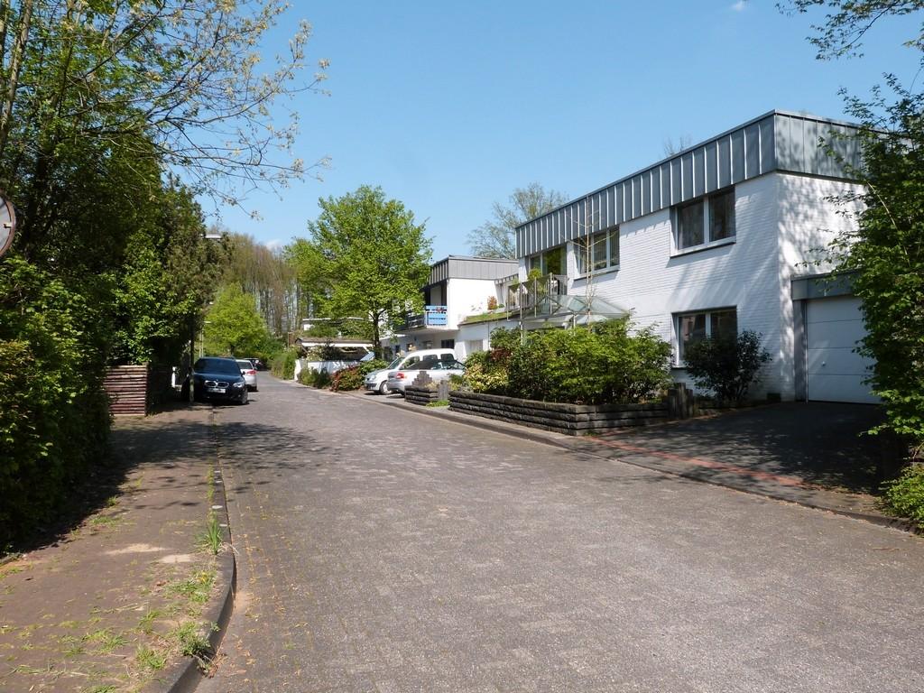 Des parkings proches des habitations à Wulfen-Barkenberg, Dorsten