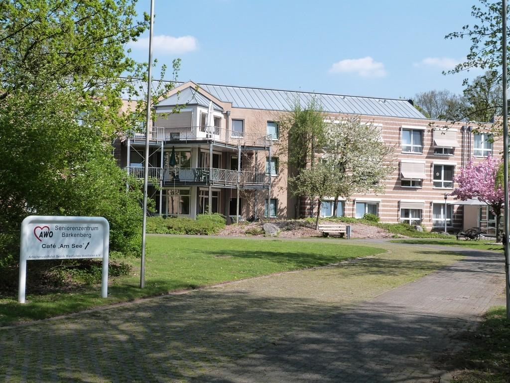 Résidence personnes âgées à Wulfen-Barkenberg, Dorsten