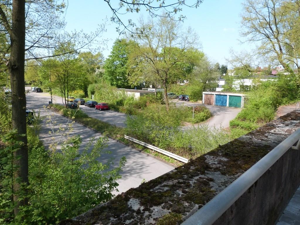 Voies larges pour l'automobile, Wulfen-Barkenberg, Dorsten