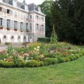 Dans le parc du château de Dormans