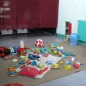 Un espace de jeux pour les tous-petits