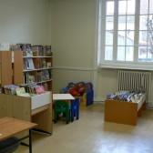 La bibliothèque côté enfants