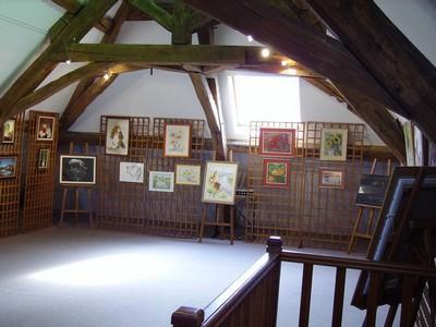 Moulin d'en haut : une exposition