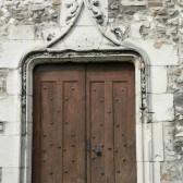 Porte Sud de l'église de Dormans