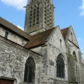 L'église de Dormans