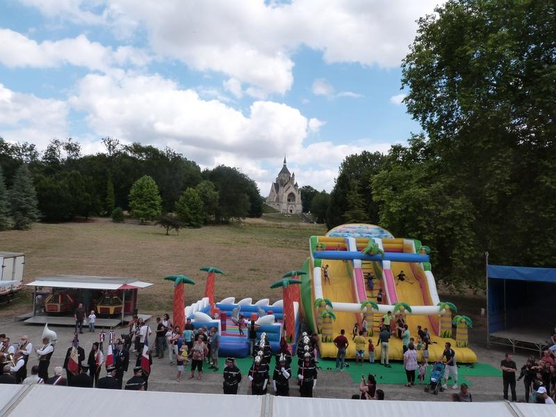 14 juillet 2015 : la fête au château de Dormans