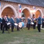 Le chant des partisans par la musique municipale de Dormans et Dominique Logerot.