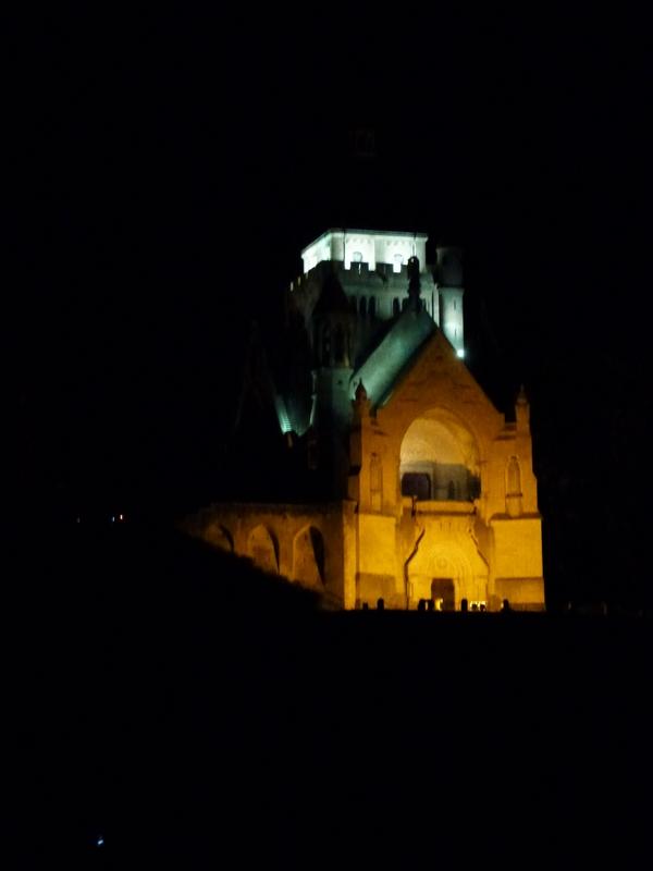 Avant le feu d'artifice : le Mémorial de Dormans
