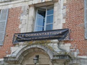 festival Dormantastique - panneau