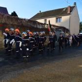 11 novembre 2014 - cortège à travers les rues du hameau