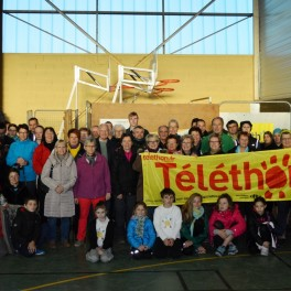 Téléthon 2015 de Dormans