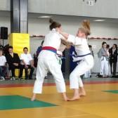 combat au judo