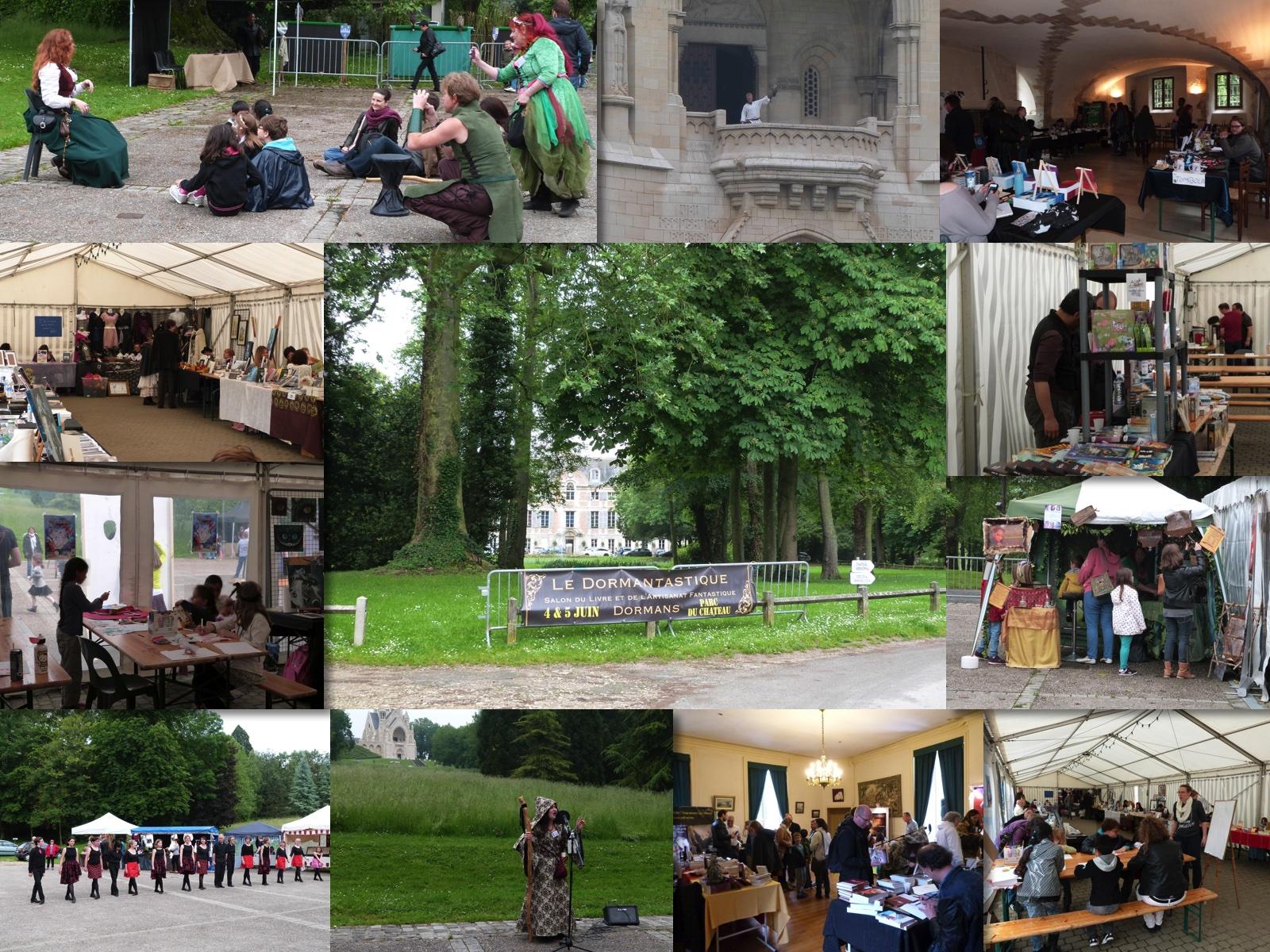 Les différents moments du festival Dormantastique des 4 et 5 juin 2016