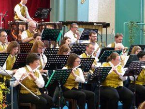 la musique de Dormans en concert