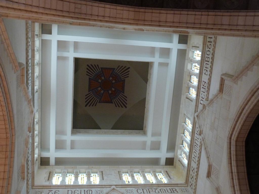 La coupole nouvellement restaurée au mémorial de Dormans