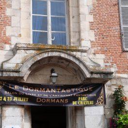 Entrée du festival Dormantastique les 22 et 23 juillet 2017 à Dormans