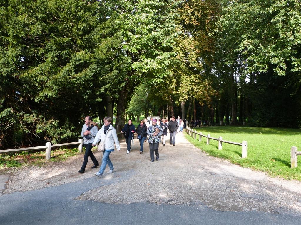 Histoire du château lors des Journées Européennes du patrimoine à Dormans