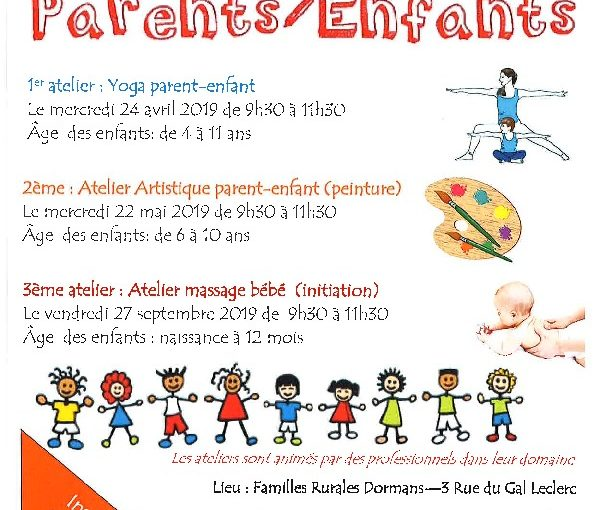 thumbnail of Familles Rurales – Atelier parents-enfants