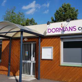 Les locaux de Dormans Coworking