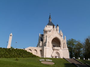 façade du Mémorial de Dormans