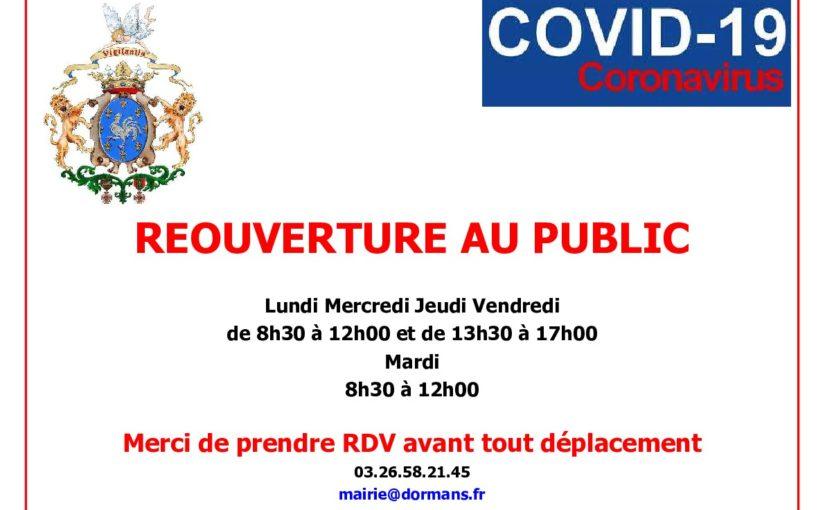 thumbnail of Accueil mairie